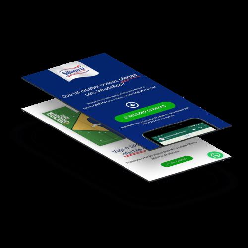 Super Silveira Landing Page